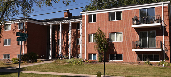 William & Mary Apartments